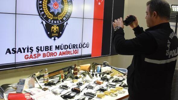 Edirne'de suç örgütü operasyonu: 17 gözaltı