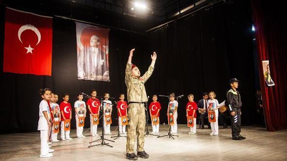 Ahlatta İstiklal Marşı'nın kabulü ve Mehmet Akif Ersoy'u Anma programı