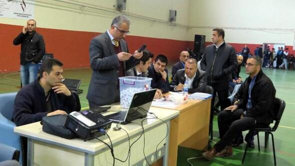 Midyatta 2 bin kişinin başvurduğu işe alınacak 200 kişi kura ile belirlendi
