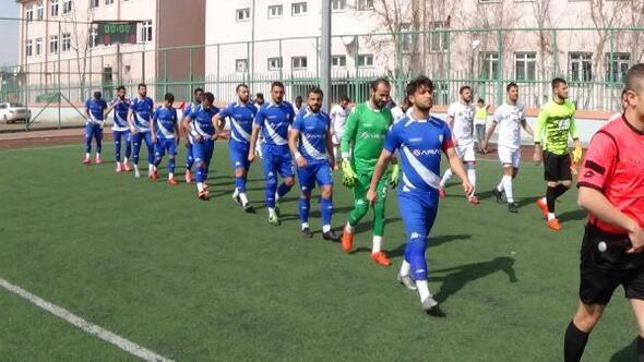 Iğdır Aras Spor bir engeli daha aştı