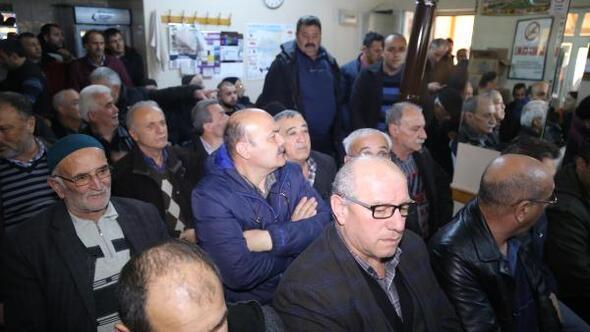 Kuzey Marmara Otoyolu projesinde köylüler bilgilendirildi