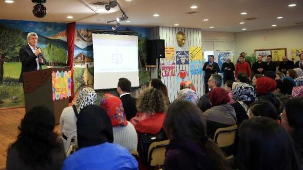 Kocaeli Büyükşehirden engelli öğrenciler için Duyu Park