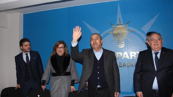Bakan Çavuşoğlu: Avrupa Birliği dağılıyor, korkunun ecele faydası yok