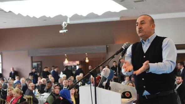 Bakan Çavuşoğlu: Avrupa Birliği dağılıyor, korkunun ecele faydası yok (2)