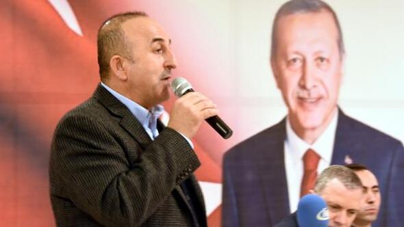 Bakan Çavuşoğlu: Avrupa Birliği dağılıyor, korkunun ecele faydası yok (3)