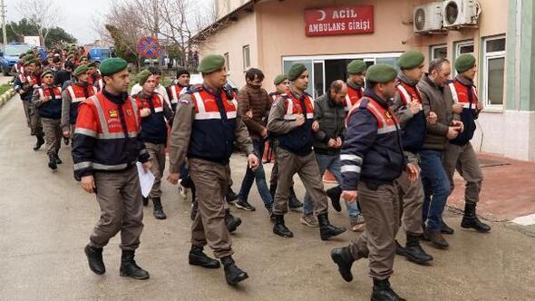 Edirne'de uyuşturucu operasyonunda 6 tutuklama