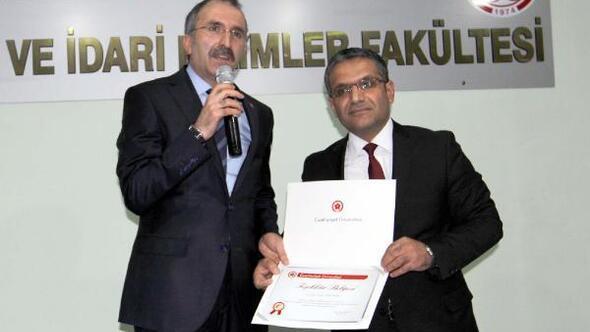 Yavilioğlu anayasa değişikliğini anlattı