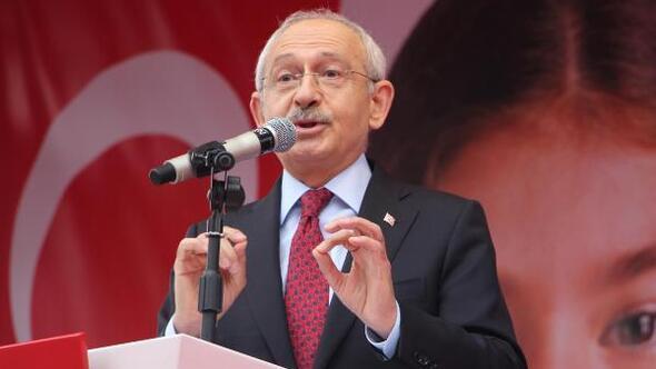 Kılıçdaroğlu: Getirilmek istenen sistemin freni yoktur, çünkü hesap vereni yoktur