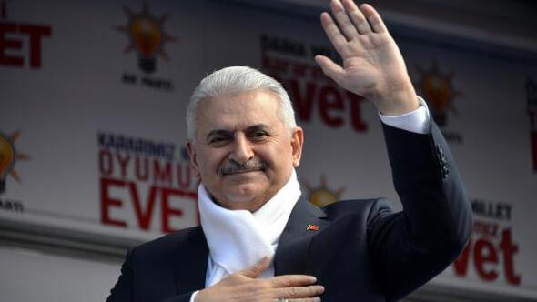 Başbakan Binali Yıldırım: Biz Türkiyenin aydınlık sabahıyız