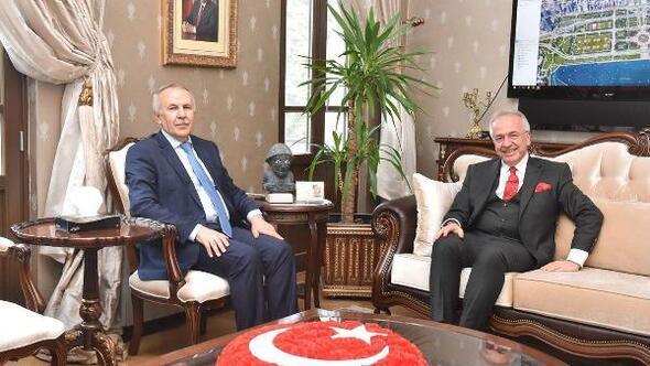 TÜSİAD Başkanı Bilecikten Vali Ataya ziyaret