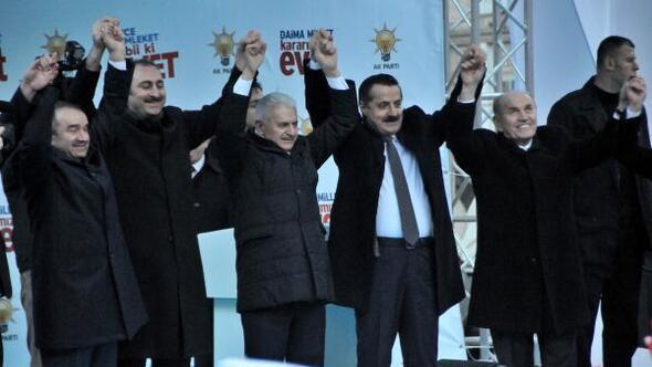 Başbakan Binali Yıldırım: Biz Türkiyenin aydınlık sabahıyız (2)