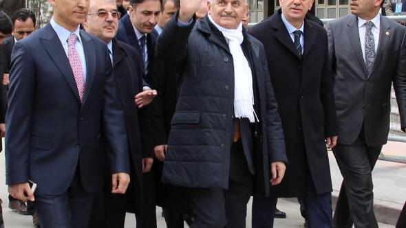 Başbakan Yıldırım: Türkiye, Hollanda seçimlerine de ayar verdi- ek fotoğraflar