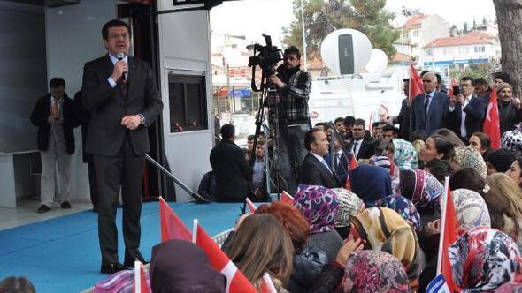 Bakan Zeybekci: 16 Nisan kurtuluş savaşıdır