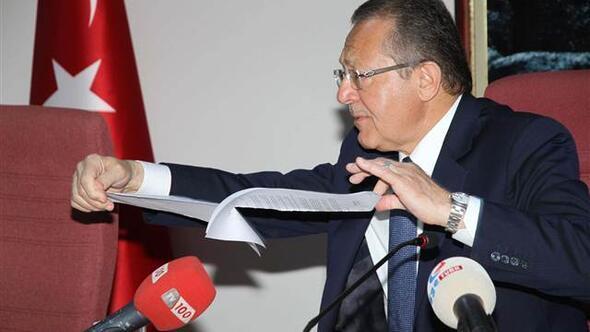 AK Partili Başkan o anlaşmayı yırttı