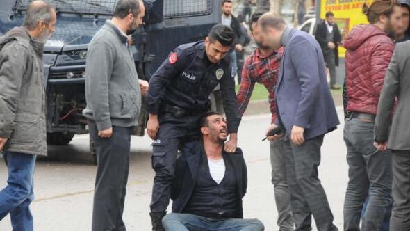 Gaziantepte silahlı kavga: 2 yaralı, 3 gözaltı
