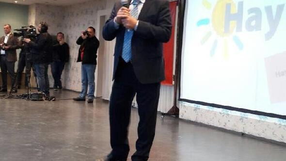 Deniz Baykal: CHP için değil, Türkiye için buradayım