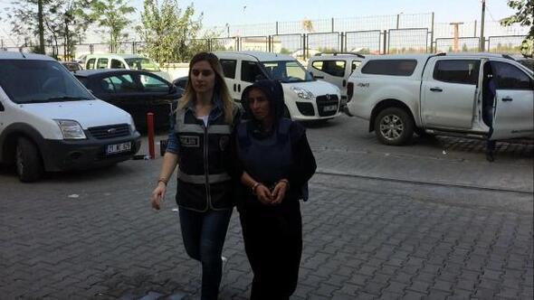 Eşini, aşk yaşadığı kayınbiraderine öldürten kadın tutuklandı