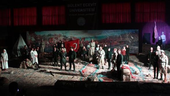 Zonguldakta Çanakkale Zaferi kutlandı