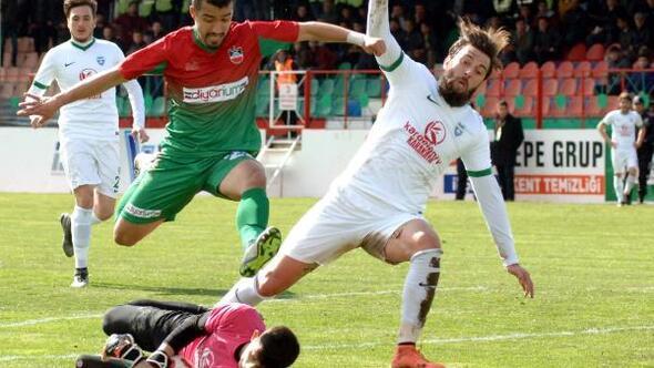 Diyarbekirspor-Sultanbeyli Belediyespor: 4-1