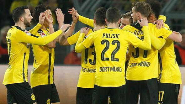 Dortmunddan tek gollü kazanç