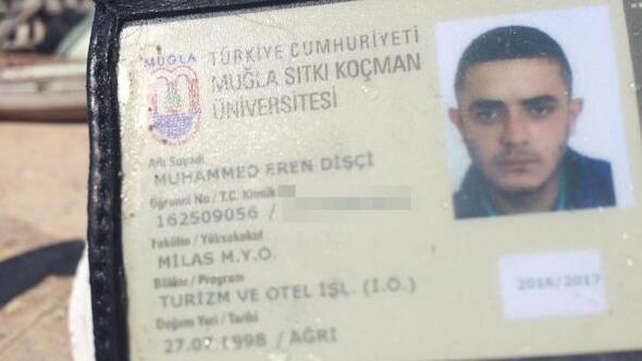 Üniversite öğrencisinin denizde cesedi bulundu