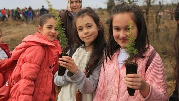 Eskişehirde 21 Mart Dünya Ormancılık Günü etkinlikleri