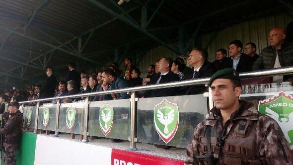 Amed Sportif-Bucaspor: 2-1