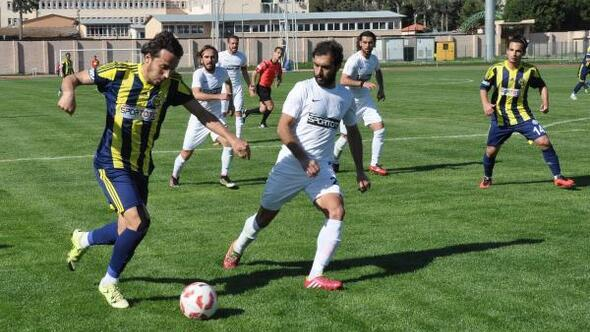 Tarsus İdmanyurdu-Afjet Afyonspor: 1-3