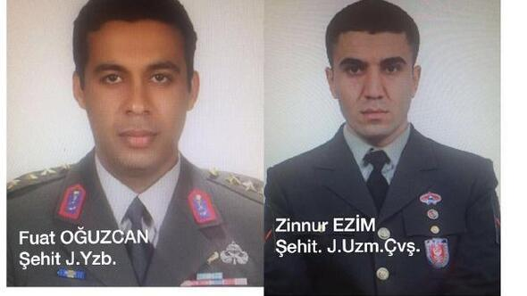 Licede çatışma: 2 şehit, 6 PKKlı öldürüldü - Fotoğraf