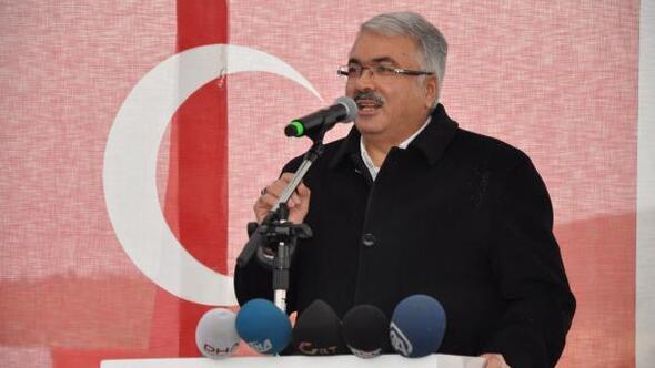 Akdoğan: Nizipe 58 milyon liralık asfalt yapıldı