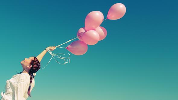 Kendinizi mutlu edin