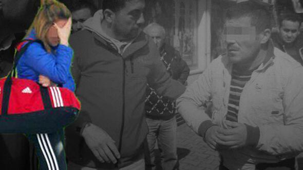 Üniversiteli kıza kâbusu yaşattı Vatandaşlar yakaladı