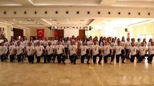 Dans dünyasında Antakyanın Güneşi