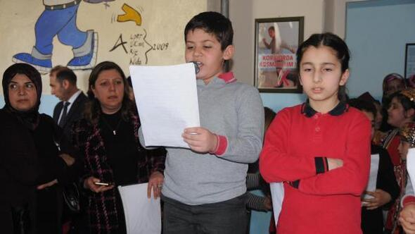 Fevzipaşa İlkokulundan Çanakkale programı
