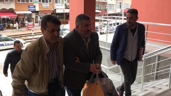 Kocaelideki FETÖ operasyonunda 5 kişi adliyeye sevk edildi