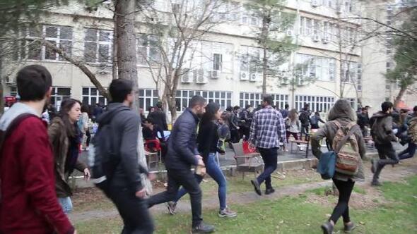 Dicle Üniversitesinde nevruz gerginliği: 16 öğrenci gözaltına alındı