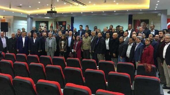AK Parti Denizlide referandum istişaresi