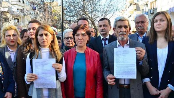 CHPnin referandum çalışmasına zabıta engeli iddiası
