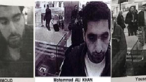 Berlin saldırganı ile bağlantılı 3 kişi İstanbulda yakalandı - Fotoğraf