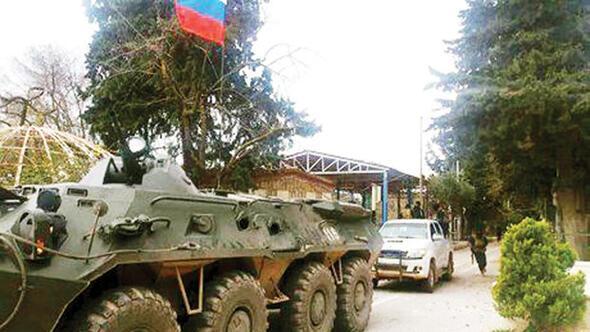 Rusya'dan YPG'nin iddiasına yalanlama: Afrinde üs kurmuyoruz