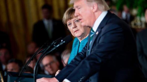 Merkel, Trump görüşmesine hazırlık için Playboy röportajını okumuş