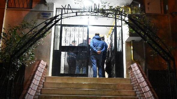 İzmirde naylona sarılı halde kadın cesedi bulundu
