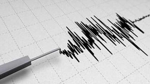 Aydında deprem...