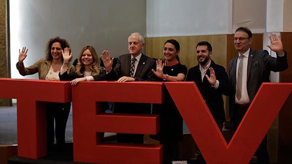 TEV 50. Yıl Umut Konuşmaları'nın ilki Ankara Üniversitesi'nde gerçekleşti