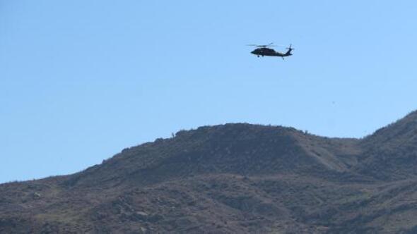 Şırnakta PKKdan bombalı tuzak; 1 şehit, 5 yaralı (2)