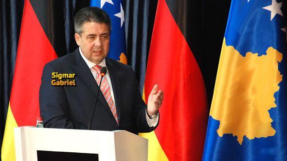 Almanya Dışişleri Bakanı Gabriel: Soğukkanlılığımızı korumalıyız