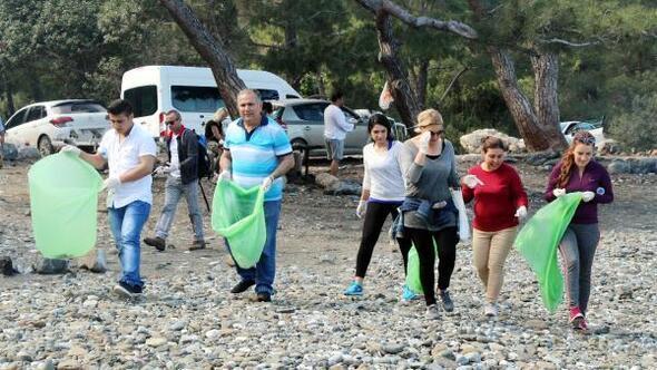 Antalya Cennet Koyu'nda Temizlik ile ilgili görsel sonucu