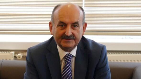Bakan Müezzinoğlu'dan