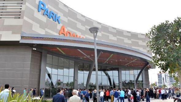 Adanaya yeni bir AVM açıldı