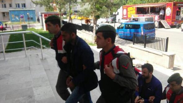 Keşan Haberleri: Edirnede 66 kaçak göçmen yakalandı, 4 organizatör tutuklandı 54